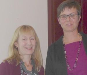 Dr. Kaiser mit Ines 201401 2